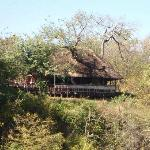 Vic falls Bridge Cafe