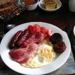 Full Irish Breakfast :-)
