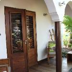 Banyan Tree Room entrance