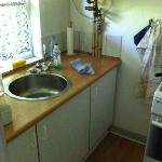 kitchen - sink, boiler
