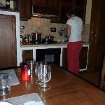 Keuken (Poggio Olivo)