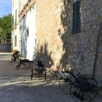 Außenfassade der Finca