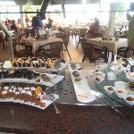 Amazing selection of desserts