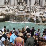 Trevi Fountain--