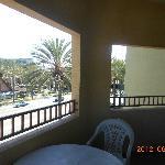 Balcony - Saraha Suite