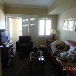 Living Room - Saraha Suite