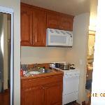 Full Kitchen - Saraha Suite