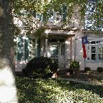 Located in historic district within walking distance to downtown.