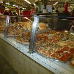 Large selection at Mamma Ginas