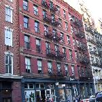 Soho's buildings