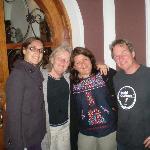 Con Ove y Marian