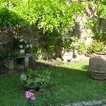 vistas del jardin