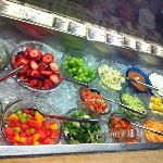 Fresh Salad Bar!!!!