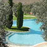 Altro angolo della piscina