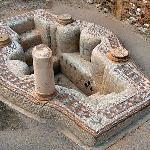The Superb Byzantine Mosiac Bath