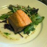 Hot Smoked Salmon £6.95