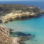 Isola dei Conigli.Lampedusa