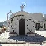 la petite chapelle de l'hotel