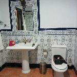 Baño habitación nº 11