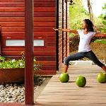 Yoga at the Heaven & Earth Spa (43401487)
