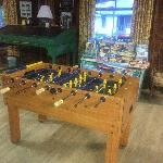 New Foosball Table