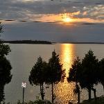 Sundowner over Georgian Bay