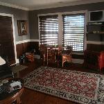 Living area Beatrice Estelle