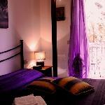 Tutte le camere climatizzate con TV  Wifi gratuito bagno privato e balconcino