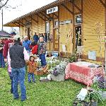 Come to Burton the first Saturday of the month, March through December for Farmer's Market