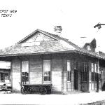PIcture of the Depot in 1939