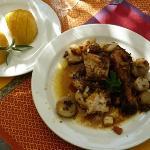 Il Gallo Sbronzo - la specialità di Bistro Dai Galli