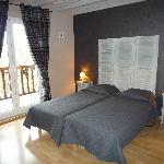 chambre Saphir