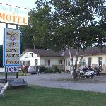 Foto de The Buckhorn Motel