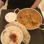 Chicken Tikka Masala - best i ever had!
