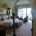 Our Arabian deluxe room