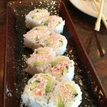 Seriously, probably the best Cali roll I've ever had!