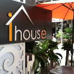 iHouse Sign