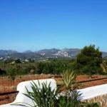 View from Los Establos Apartment & Guest Room