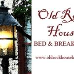 Historic Hico inn, the Old Rock House Bed & Breakfast.