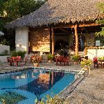 Good morning at La Cascada Restaurant