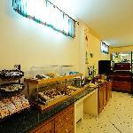sala colazione bar