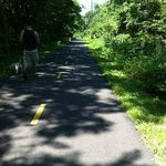Independence Greenway Bike Route