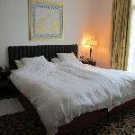 King-size Bett mit wohlfühl-Matratze