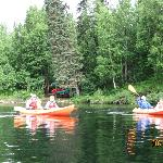 Beyer's Lake Kayaking