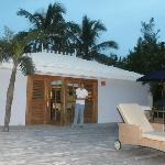 Our cottage, Long Cay