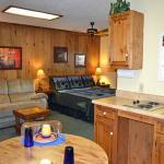 Spacious Lodge Room