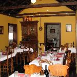 Old Alsatian Steakhouse Dining Room