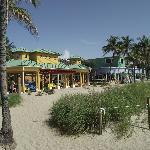 View of Arubas Restaurant
