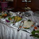 buffet ptit déj