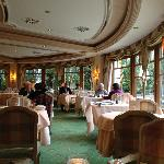 Rotunda breakfast room